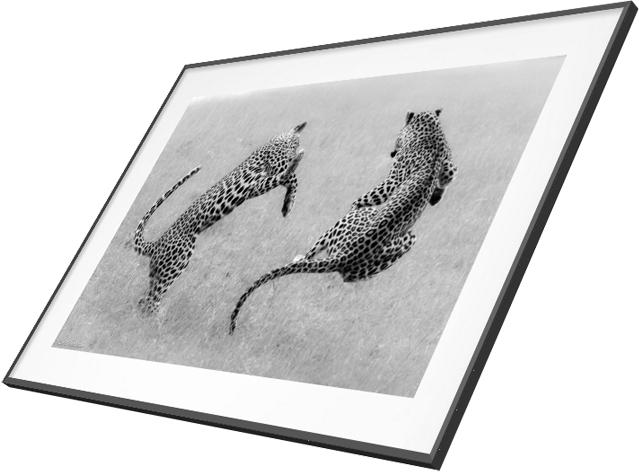 Order a black framed print by Chris Renshaw