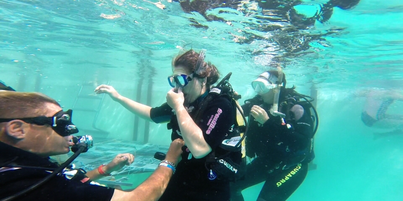 Handicapped Scuba Association: Printwild doing big things!
